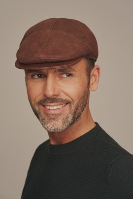 Men's sheepskin hat